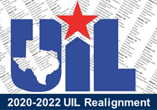 2020-2022 UIL Realignment